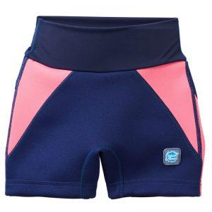 Splash Jammers neoprenowa pielucha do pływania dla nastolatków i dorosłych granat/róż