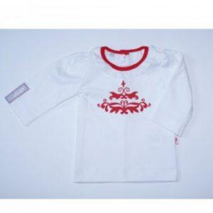 Bluzeczka Świąteczna Dziewczynka MMDadak