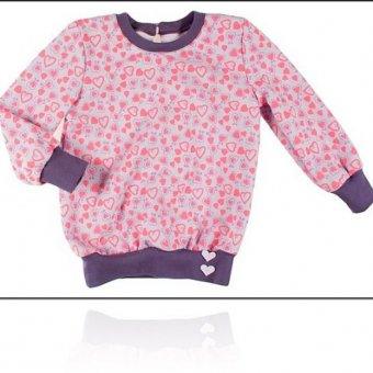 Tunika różowo-fioletowa Milli