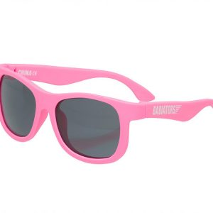 Okulary przeciwsłoneczne Babiators – Różowe