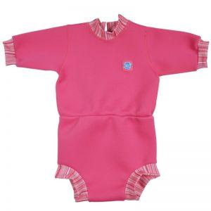 Neoprenowa pianka + pieluszka do pływania Happy Nappy 2w1 pink classic