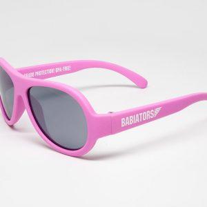 Okulary przeciwsłoneczne Babiators – Różowa księżniczka
