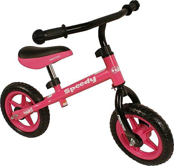 Rowerek biegowy ARTI Speedy Free Pink2