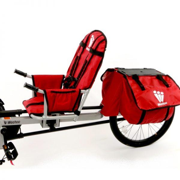 Przyczepka rowerowa Weehoo i-Go Venture