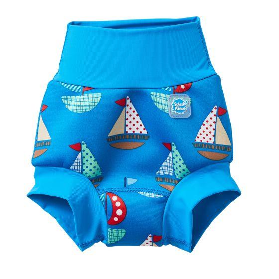 Neoprenowa pieluszka do pływania Happy Nappy-żaglówki