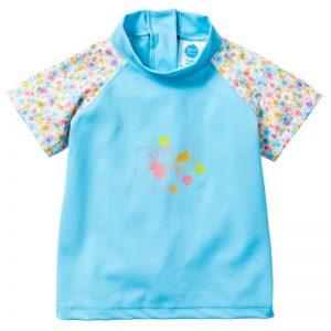 SPLASH ABOUT Koszulka UV Splash About wzór flora bimbi