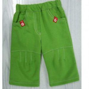Dany, Spodnie dresowe WISIENKA zielone