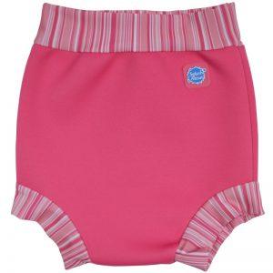 Neoprenowa pieluszka do pływania Happy Nappy pink classic