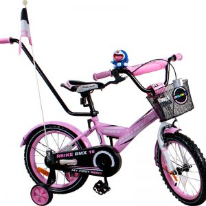 Rower BMX Rbike 1-16 pink