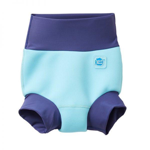Neoprenowa pieluszka do pływania Happy Nappy Blue Cobalt