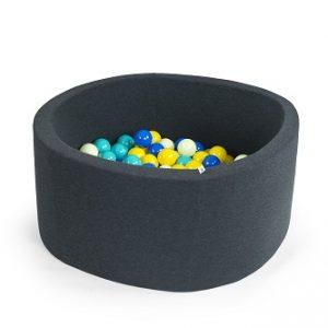 Suchy basen okrągły – bez piłek – różne rozmiary