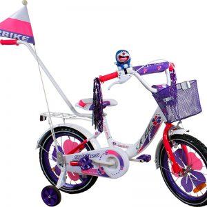 Rower BMX Rbike 2-16 white-purple