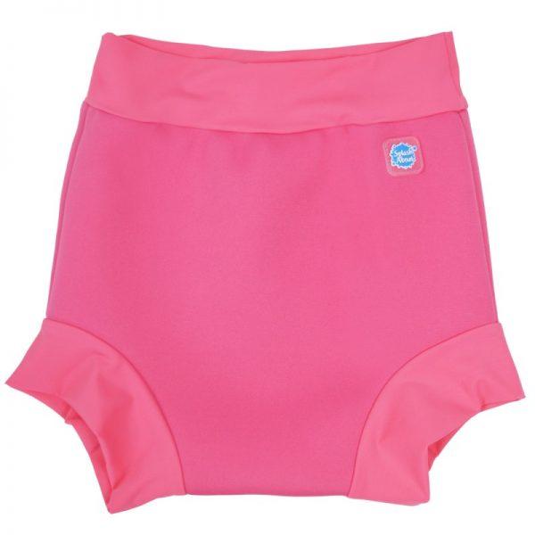 Pielucha do pływania Splash dla nastolatków i dorosłych różowa