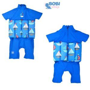 Kostium kąpielowy do nauki pływania UV Float Suit Splash About Żaglówki 1-6 lat