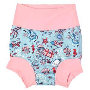 Neoprenowa pieluszka do pływania Happy Nappy UKRYTY SKARB