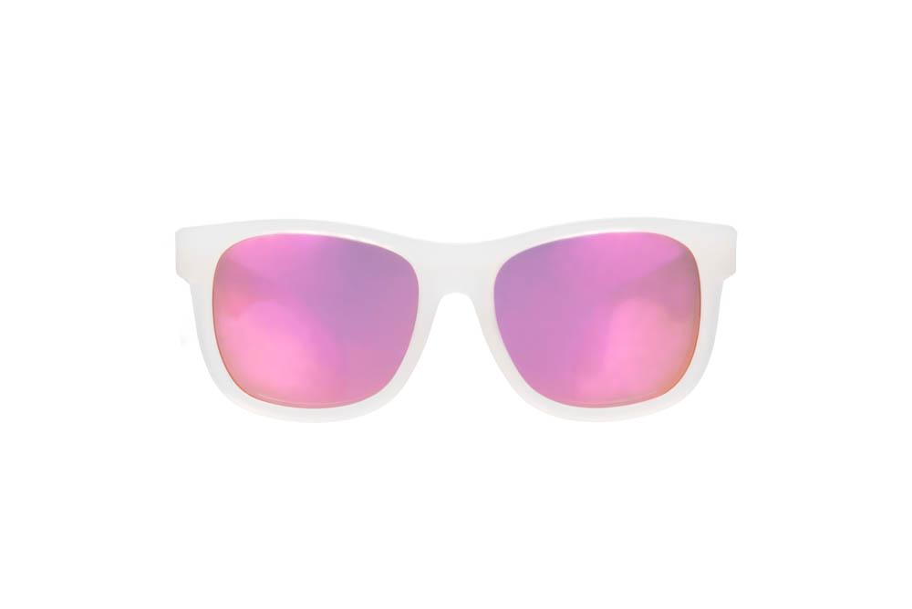 Okulary przeciwsłoneczne Babiators Navigator Pink Ice