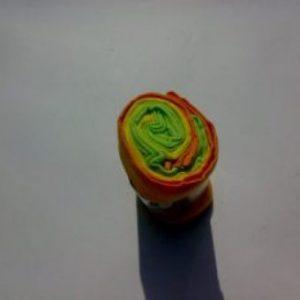 Pieluchy Bambusowe Kolorowe KIKKO-3szt zestaw