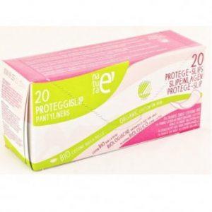 NaturaE ekologiczne wkładki higieniczne 20szt