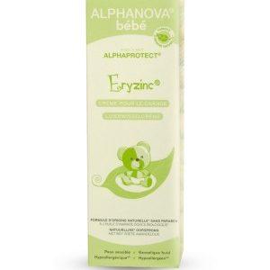 Alphanova Bebe Eryzinc – Krem leczniczy przeciw odparzeniom, 75g