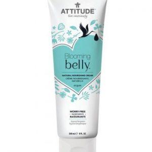 Attitude, Głęboko nawilżający krem do ciała dla kobiet w ciąży z olejkiem arganowym 240 ml