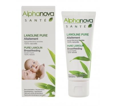 Alphanova Sante, Lanolina, 40 ml