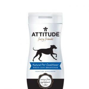 Attitude, Odżywka błysk białej sierści 240 ml