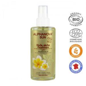 Alphanova Sun Bio Olejek w Spray'u Utrwalający Opaleniznę, 125ml