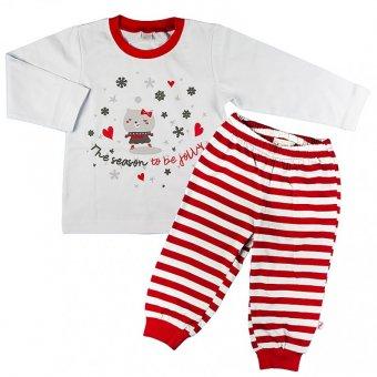 049a371723e370 MMDadak, Piżama ŚWIĄTECZNA bawełniana | Bobishop - sklep dla dzieci