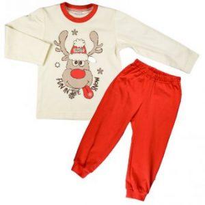 Piżama Świąteczna Renifer MMDadak