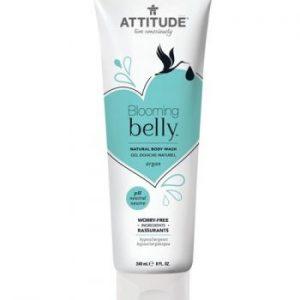 Attitude, Żel do mycia ciała dla kobiet w ciąży z olejkiem arganowym 240 ml