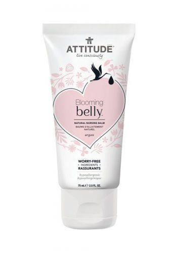 Attitude, Łagodzący balsam na pękające brodawki dla kobiet karmiących z olejkiem arganowym 75 ml