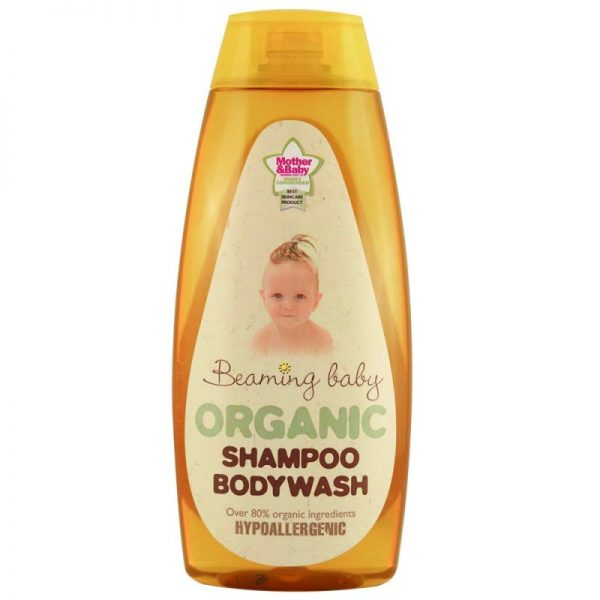 Beaming Baby Hypoalergiczny Żel do Mycia Ciała i Włosów 250 ml