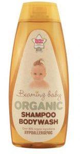 Beaming Baby Hypoalergiczny Żel do Mycia Ciała i Włosów, 250 ml
