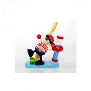 Hess, Pirat klepsydra mycia ząbków