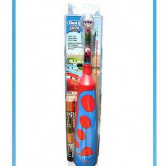 BRAUN, Szczoteczka na baterie dla dzieci D 2010 ORAL B