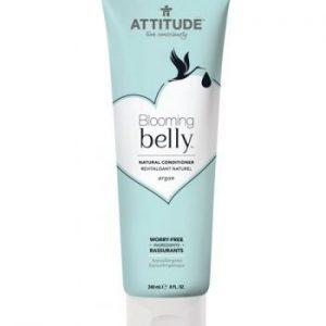 Attitude, Odżywka do włosów dla kobiet w ciąży z olejkiem arganowym 240 ml