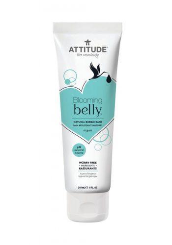 Attitude, Płyn do kąpieli dla kobiet w ciąży z olejkiem arganowym 240ml