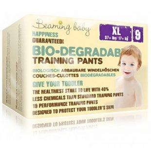 Beaming Baby, size 9, PANTS  pieluchomajtki, XL, 19 szt.