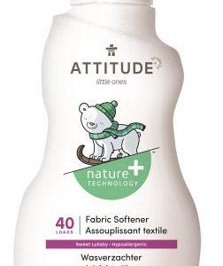 Attitude Płyn do płukania ubranek dziecięcych, Sweet Lullaby, 1L