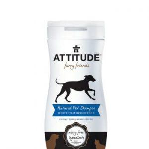 Attitude, Szampon błysk białej sierści 240 ml