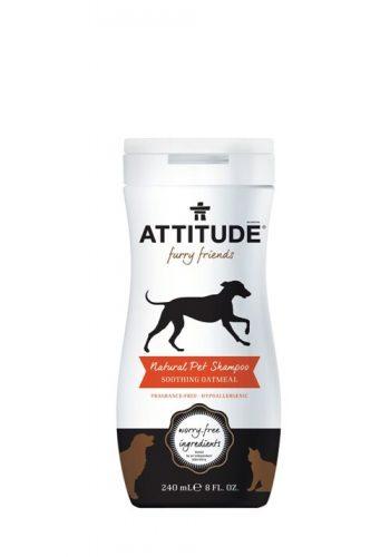 Attitude, Szampon dla zwierząt kojący owies 240 ml