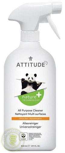 Attitude- Uniwersalny płyn do czyszczenia twardych powierzchni 800ml