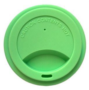 Jack N'Jill, Silikonowa nakładka na kubek-Zielona