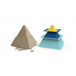 Quut, Formy do budowania piramid z piasku, śniegu – Piramida