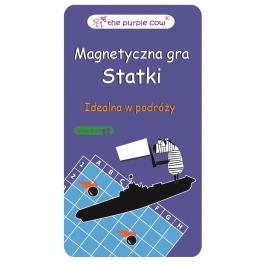 The Purple Cow, Gra magnetyczna – Statki