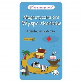 The Purple Cow, Gra magnetyczna – Wyspa Skarbów