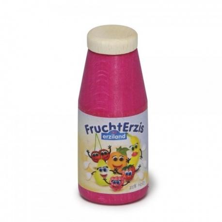 Pitny jogurt malinowy, firmy Erzi