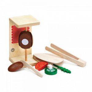 Drewniany zestaw Kebab Erzi