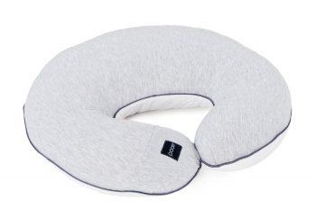 Poofi, Poduszka do karmienia- szaro-biała