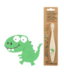 Jack N'Jill, Szczoteczka do zębów, Dino